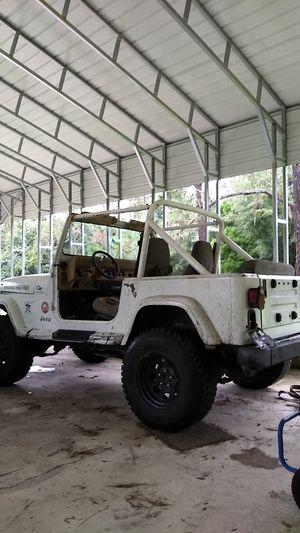 1989 Jeep Wrangler for Sale in Thonotosassa, FL