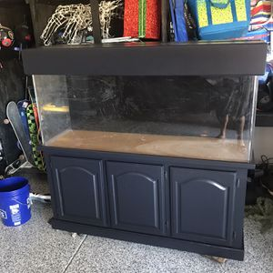 115 Gallon Acrylic Fish Tank Aquarium for Sale in Fontana, CA