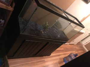 55 gallon fish tank for Sale in Parma, OH