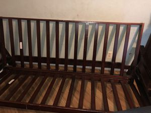 Couch bed / futon for Sale in Fontana, CA