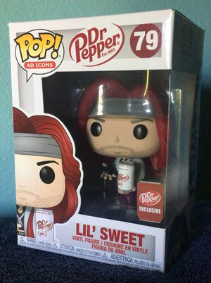 Funko Pop! Ad Icon Dr Pepper Lil' Sweet for Sale in March Air Reserve Base, CA