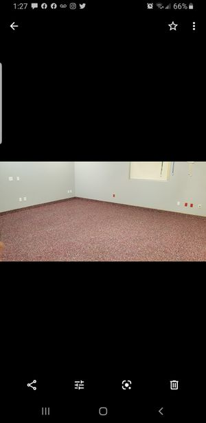 Garage epoxy, countertop epoxy and polished concrete for Sale in Tomball, TX
