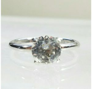 $100 obo Vintage Uncas Sterling Engagement jeweler appraised cost $150-200 varies on buyer for Sale in Amarillo, TX