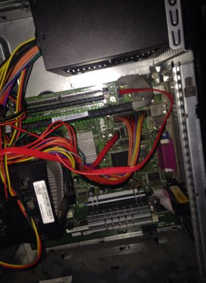 Lots of pc computer parts for Sale in Woden, IA