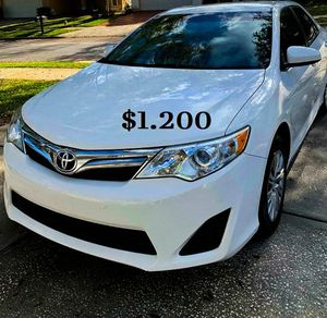 🙏$1.2OO🌹For sale 2013 toyota camry perfect condition Family car!one owner!✍️ for Sale in El Monte, CA