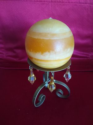 Globe Candle for Sale in Aurora, CO