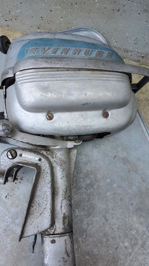 3.3 hp Evinrude for Sale in Mooresville, NC