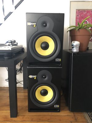KRK Rokit 8 (Pair) for Sale in Chicago, IL