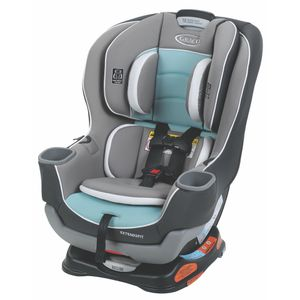 Graco Extend2Fit Convertible Car Seat, Spire Teal for Sale in Fort Walton Beach, FL