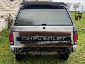 1988 s10 Chevy blazer for Sale in Palmer, TX