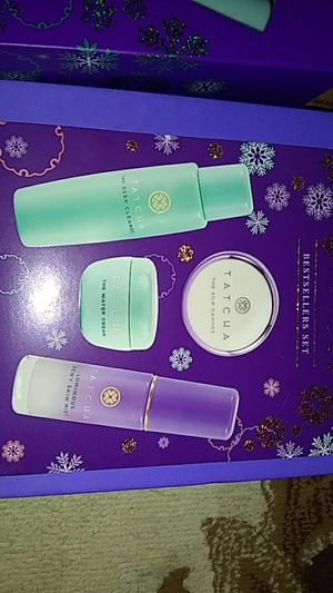 Tatcha treasures for poreless skin sets for Sale in Hanford, CA