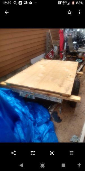 small utility trailer for Sale in LAKE CLARKE, FL