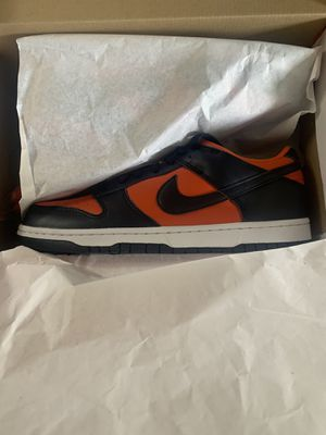 Nike Dunk Low champ colors SZ 8.5 supreme palace for Sale in San Diego, CA
