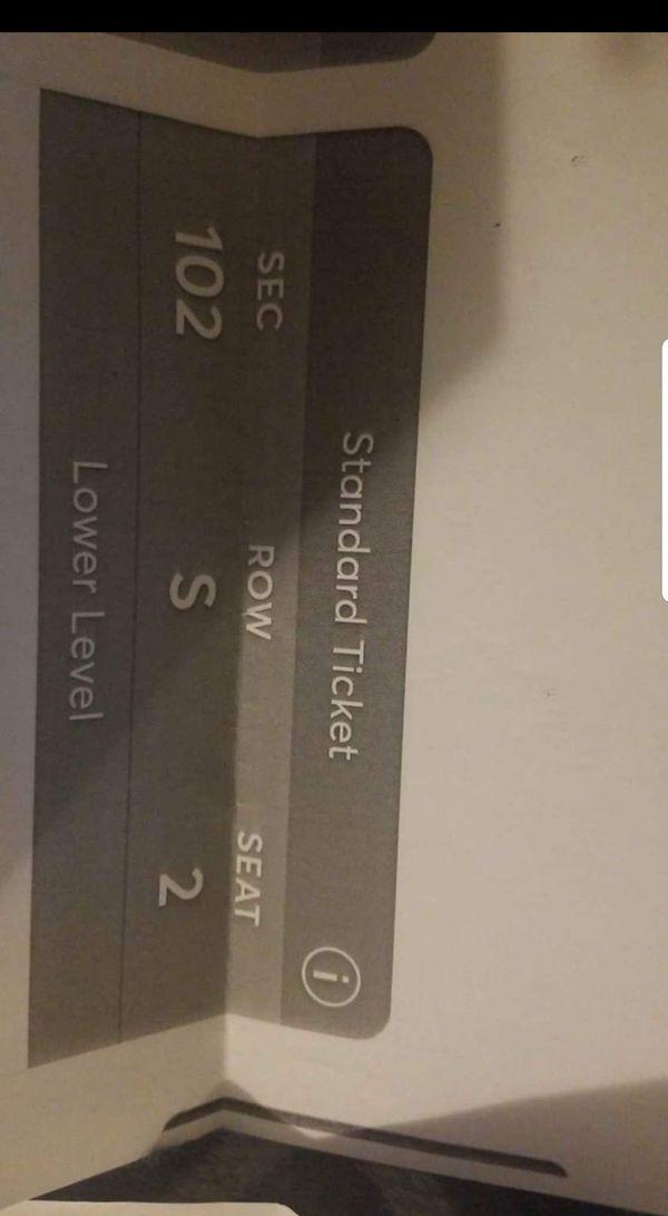 Jojo Siwa Tickets!!!