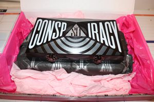 Shane x Jeffree Conspiracy Pallette New, Unopened, Original Packaging for Sale in Lexington, NC
