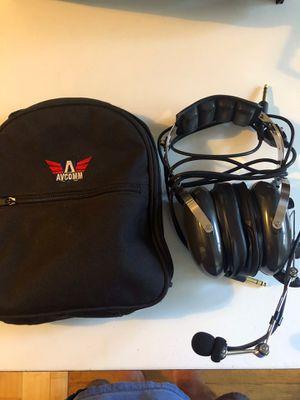 AVCOMM aviators pilots headphones for Sale in Virginia Beach, VA