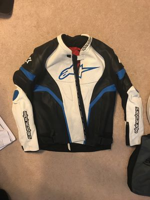 Alpinestars motorcycle jacket for Sale in Macon, GA
