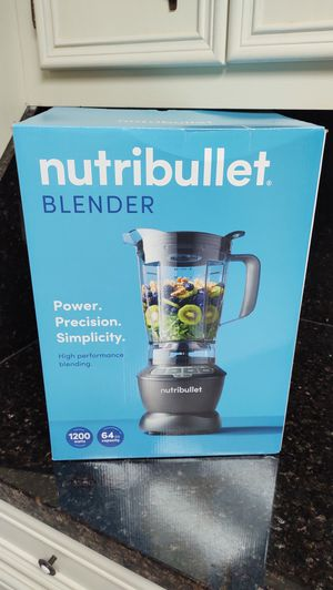 New Nutribullet Blender 1200 watts for Sale in Edinburg, TX