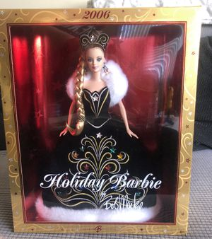 2006 Holiday Barbie by Bob Mackie for Sale in Rossmoor, CA