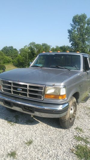 1997 Ford F350 Crew Cab Pickup for Sale in Johnstown, OH