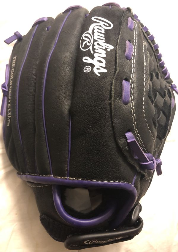 Rawlings Highlight Series Softball Glove