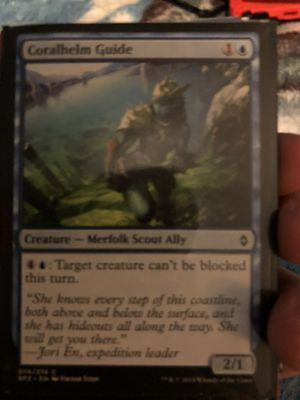 Magic the gathering cards for Sale in Dallas, TX