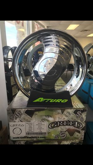 20 inch chrome wheels 5x115 for Sale in Cleveland, OH