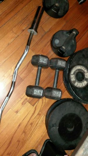 Universal weights for Sale in Passaic, NJ