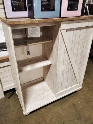 Dresser Chest, Whitewash for Sale in Santa Ana, CA