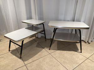 Heywood Wakefield set of 2 mid-century tables for Sale in Phoenix, AZ