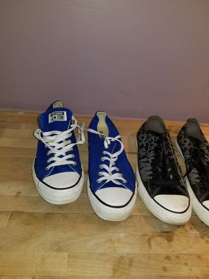 Converse and Adidas sneakers size 11 for Sale in East Orange, NJ