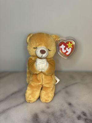 TY Original Beanie Baby Hope Praying Bear for Sale in San Leandro, CA