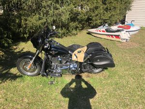 Harley Davidson fat boy low for Sale in Fuquay-Varina, NC