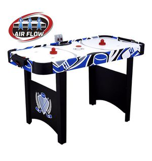 """New In Box MD Sports 48"""" Air Powered Hockey Table for Sale in Austin, TX"""