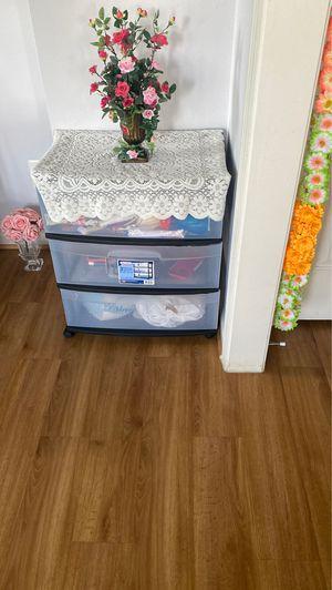 Storage 3 drawer for $20 for Sale in Herndon, VA