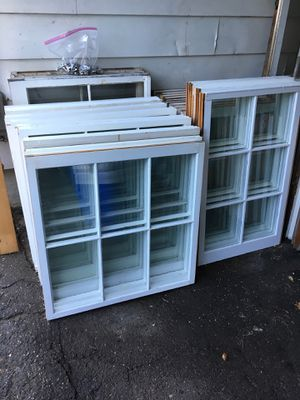 Window sash for Sale in Windsor Locks, CT