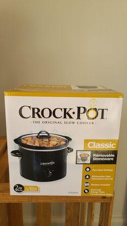2qt crock pot for Sale in White,  GA