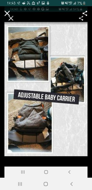 Adjustable Baby Carrier - Never used for Sale in Warren, MI