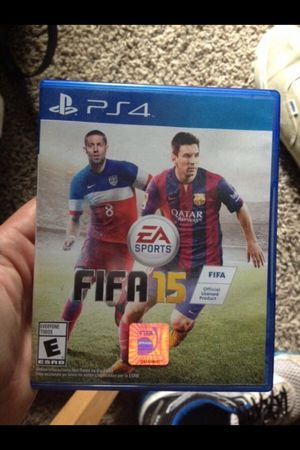 Fifa 15 - PS4 for Sale in Knoxville, TN