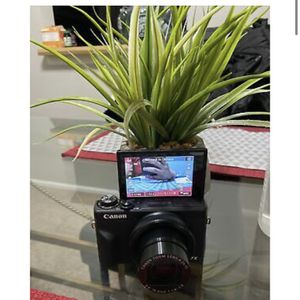Power Shot G7X Mark iii for Sale in Oklahoma City, OK