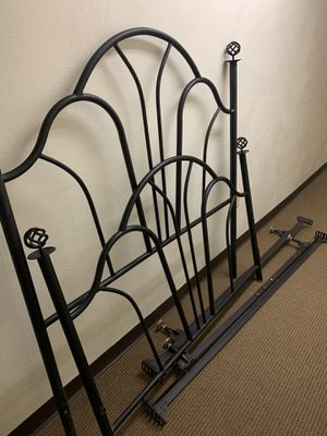 Full Size Metal Bed Frame for Sale in Latrobe, PA