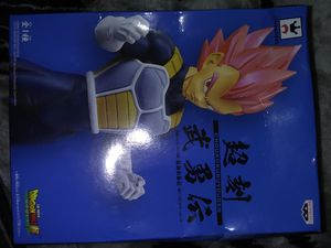 COLLECTIBLE VEGETA STATUE (IN BOX) for Sale in Chandler, AZ