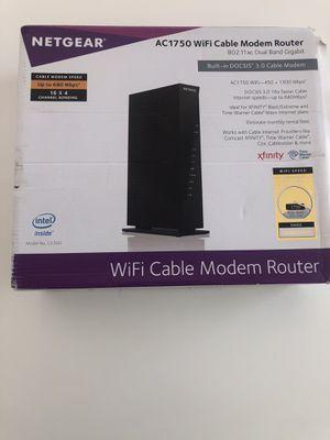 Netgear WiFi router for Sale in Irvine, CA