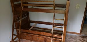 Bunk Beds and Dresser for Sale in St. Charles, IL