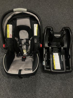 Graco jogger stroller and car seat for Sale in West Bloomfield Township, MI