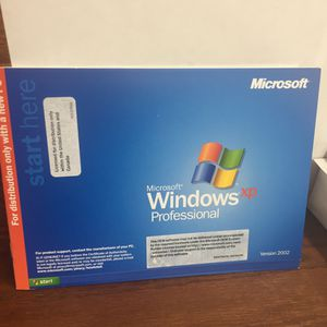 Microsoft Windows XP professional for Sale in Los Angeles, CA