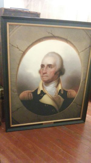 "Art painting by Rembrandt peale 36""x30"" for Sale in Forest Heights, MD"