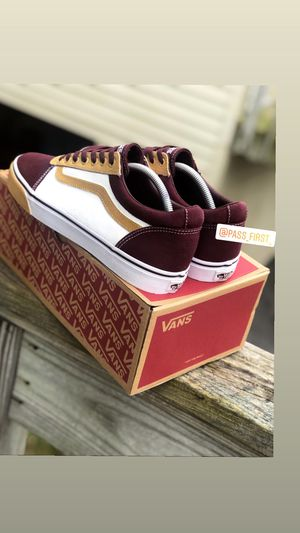 Custom Vans Old Skool. Sz. 12 for Sale in Greenville, NC