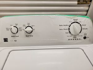 Kenmore 100 series washer and dryer for Sale in Houston, TX