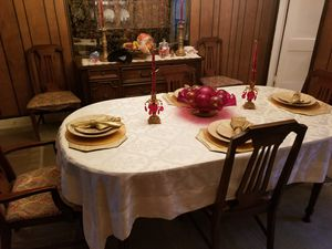 Antique dining room furniture for Sale in Baltimore, MD